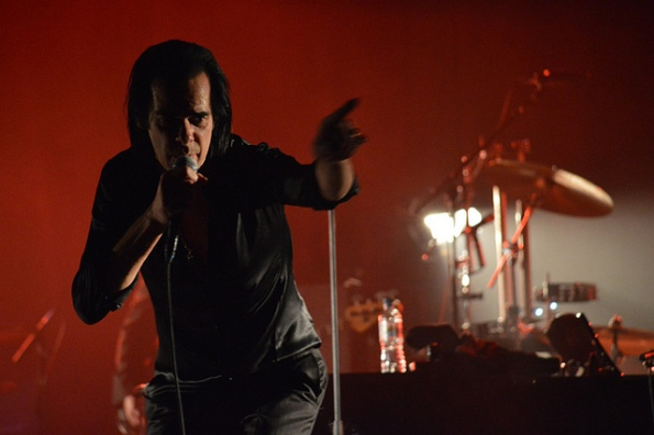 Nick Cave, London 10 Feb 2013