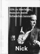 Nick Cave by Nic Shonfeld (for Spex March 2013)