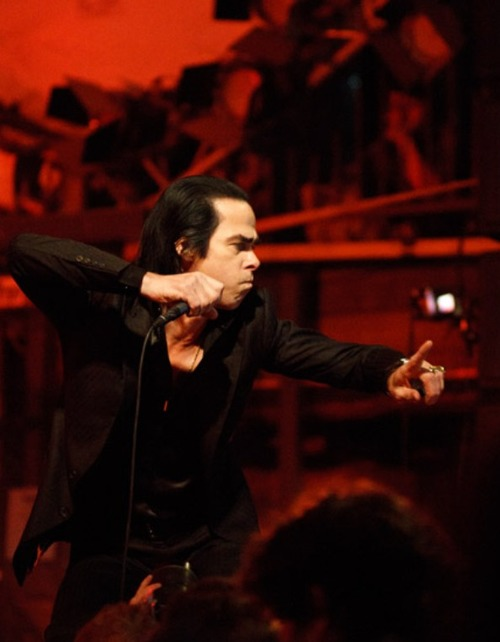 Nick  Cave - Beacon Theater - 28 Mar 2013