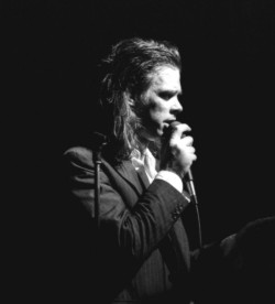 Nick Cave, Roma, 1992
